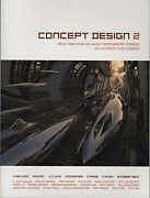 Kartonierter Einband Concept Design 2 von Neville Page, Scott Robertson, Harald Belker