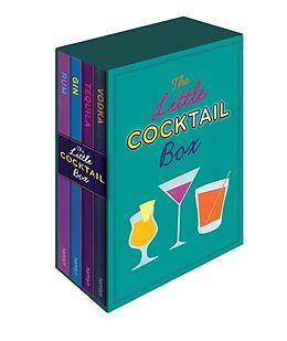 Fester Einband The Little Cocktail Box von