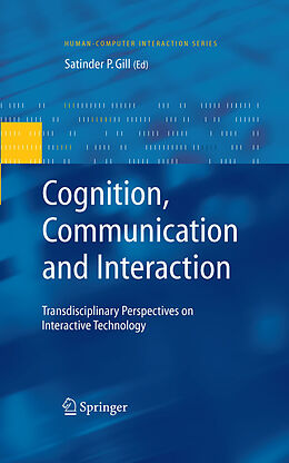 E-Book (pdf) Cognition, Communication and Interaction von Satinder Gill