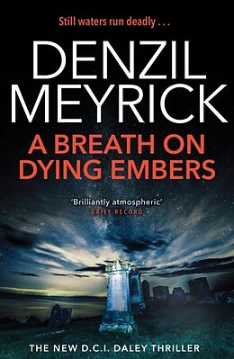 Poche format B Breath on Dying Embers von Denzil Meyrick