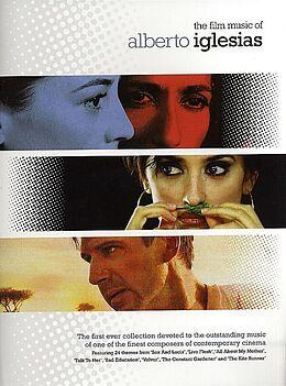 Alberto Iglesias Notenblätter The Film Musicfor piano
