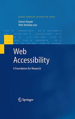 E-Book (pdf) Web Accessibility von John Karat, Jean Vanderdonckt, Gregory Abowd