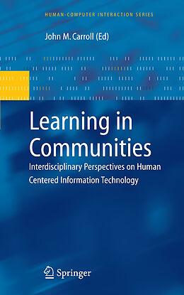 E-Book (pdf) Learning in Communities von John Karat, Jean Vanderdonckt, John M. Carroll.