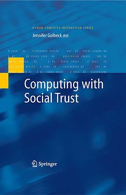 E-Book (pdf) Computing with Social Trust von Jennifer Golbeck