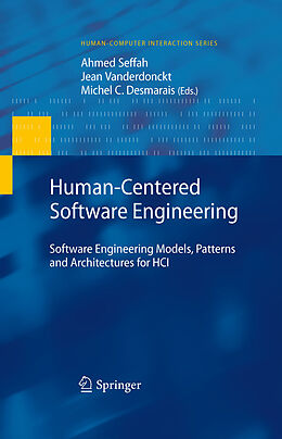 E-Book (pdf) Human-Centered Software Engineering von John Karat, Jean Vanderdonckt, Gregory Abowd