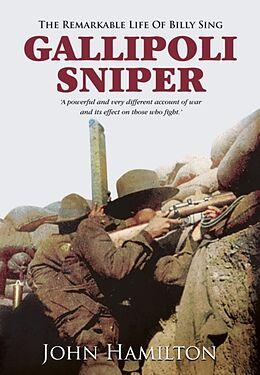 Fester Einband Gallipoli Sniper von John Hamilton