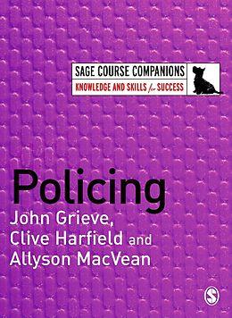 E-Book (pdf) Policing von John Grieve, Clive Harfield, Allyson Macvean