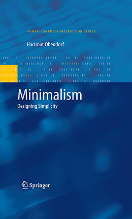 E-Book (pdf) Minimalism von Hartmut Obendorf