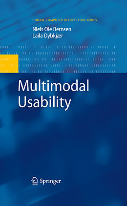 E-Book (pdf) Multimodal Usability von Niels Ole Bernsen, Laila Dybkjær