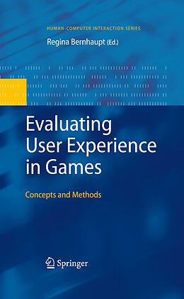E-Book (pdf) Evaluating User Experience in Games von Regina Bernhaupt