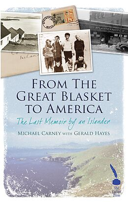 E-Book (epub) From the Great Blasket to America von Michael Carney, Gerald Hayes