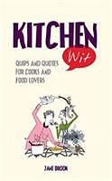 Fester Einband Kitchen Wit von Jane Brook