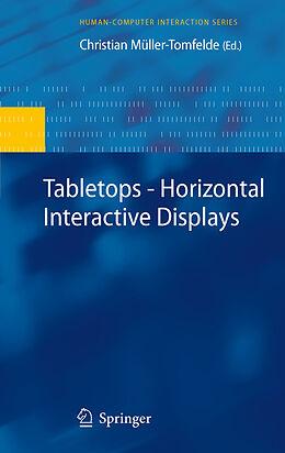 E-Book (pdf) Tabletops - Horizontal Interactive Displays von
