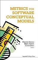 E-Book (pdf) Metrics For Software Conceptual Models von Piattini Mario & Calero Coral Genero Marcela
