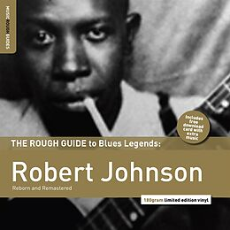 Various Vinyl The Rough Guide To Robert Johnson (Reborn and Rema