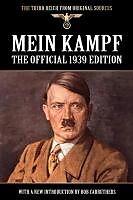 Kartonierter Einband Mein Kampf von Adolf Hitler