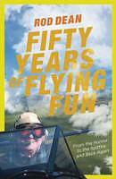 Fester Einband Fifty Years of Flying Fun von Rod Dean