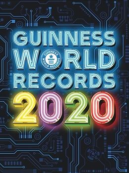 Fester Einband Guinness World Records 2020 von