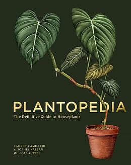 Fester Einband Plantopedia von Lauren Camilleri, Sophia Kaplan