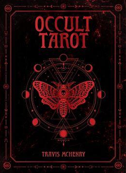 Article non livre Occult Tarot von Travis McHenry