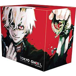 Kartonierter Einband Tokyo Ghoul Complete Box Set von