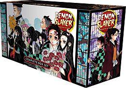 Coffret Demon slayer complete box set, vol.1-23 Premium von Koyoharu Gotouge