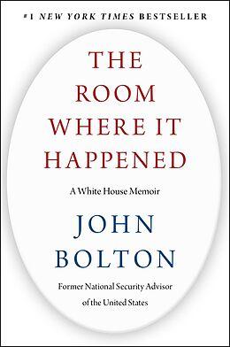 E-Book (epub) The Room Where It Happened von John Bolton