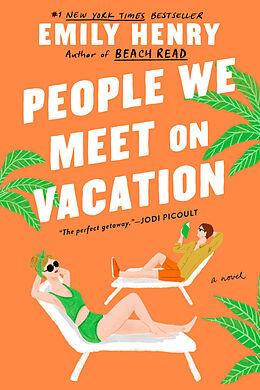 Kartonierter Einband People We Meet on Vacation von Emily Henry