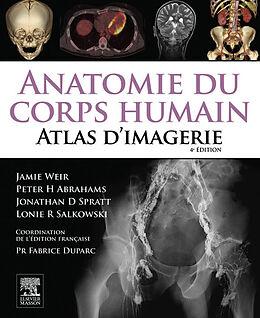 eBook (pdf) Anatomie du corps humain - Atlas d'Imagerie de Jamie Weir
