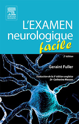 eBook (pdf) L'examen neurologique facile de Geraint Fuller