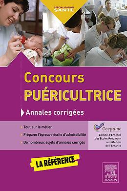 E-Book (pdf) Concours puericultrice - Annales corrigees von Guillaume Saki