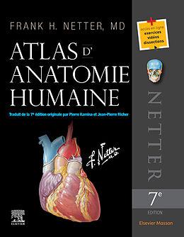 eBook (pdf) Atlas d'anatomie humaine de Frank H. Netter