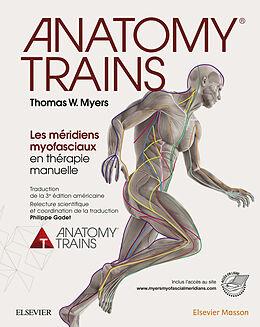 eBook (epub) Anatomy Trains de Thomas W. Myers