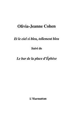 E-Book (pdf) Et si le ciel si bleu tellement bleu bar von Cohen Olivia-Jeanne