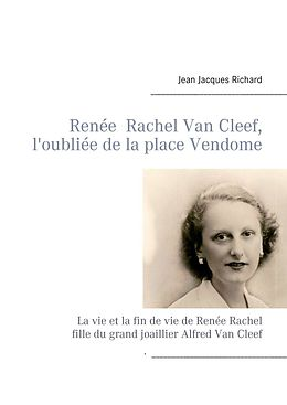 eBook (epub) L'oubliée de la place Vendôme de Jean Jacques Richard