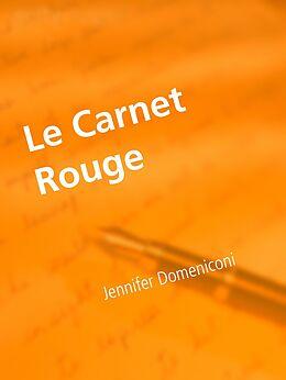 eBook (epub) Le Carnet Rouge de Jennifer Domeniconi