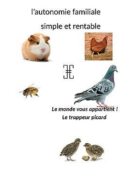 eBook (epub) L'autonomie familiale simple et rentable de Nicolas Haussy