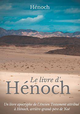 eBook (epub) Le Livre d'Hénoch de Hénoch