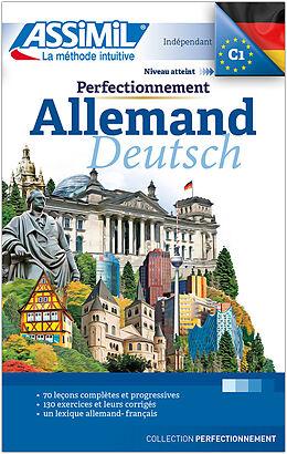 Kartonierter Einband ASSiMiL Methode. Perfectionnement Allemand - Lehrbuch (Niveau B2-C1) von Volker Eismann