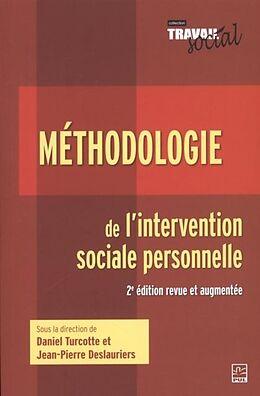 eBook (pdf) Methodologie de l'intervention sociale personnelle - 2e edition revue et augmentee de