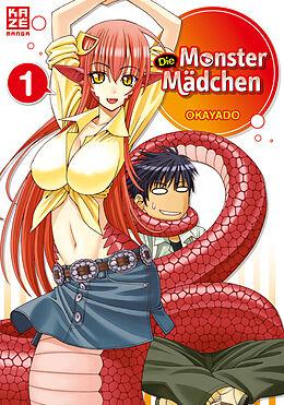 Die Monster Mädchen 01 [Versione tedesca]