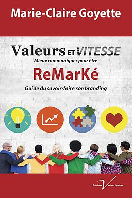 eBook (epub) Valeurs et vitesse de Marie-Claire Goyette