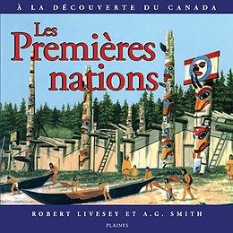 eBook (epub) Premieres nations, Les de Robert Livesey