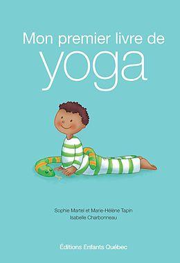 eBook (pdf) Mon premier livre de yoga de Sophie Martel