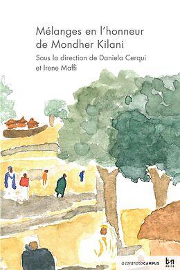 eBook (pdf) Mélanges en l'honneur de Mondher Kilani de Daniela Cerqui, Irene Maffi
