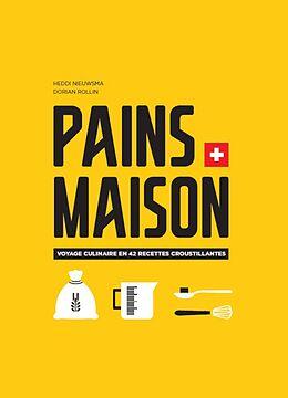 eBook (epub) Pains maison de Heddi Nieuwsma