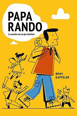 eBook (epub) Papa Rando de Rémy Kappeler