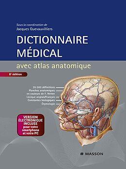 E-Book (pdf) Dictionnaire médical von Jacques Quevauvilliers, Abe Fingerhut, Philippe Letonturier