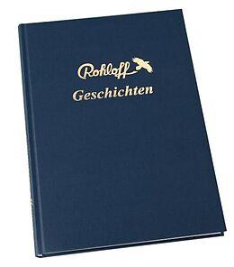 Fester Einband Rohloff Geschichten von Barbara Rohloff