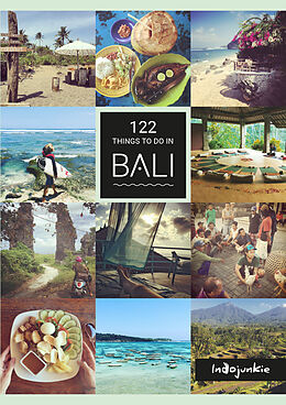 122 Things to Do in Bali [Version allemande]